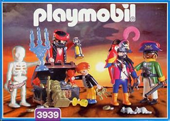 世界の終末と海賊_playmobil3939