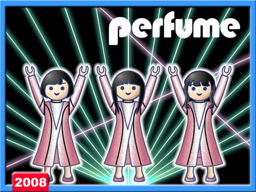 Perfumeイラスト_playmobil_武道館
