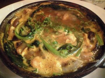 カレー土鍋