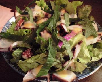 明石蛸サラダ2