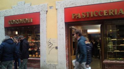 ヴェローナのお菓子屋さん