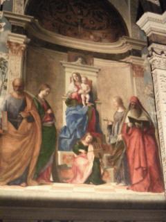 サン・ザッカリア教会のベッリーニ