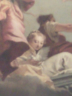 カルミニのティエポロの描いた美人さん