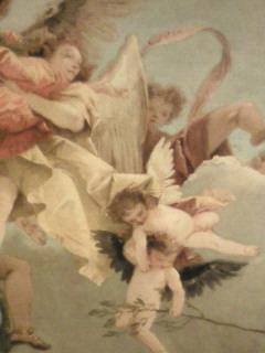 ティエポロ天井画その3