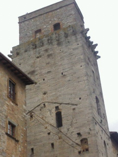 サン・ジミニャーノ 悪魔の塔