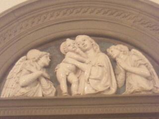ドゥオーモ美術館のロッビア作品