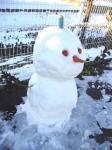 雪だるまちゃん