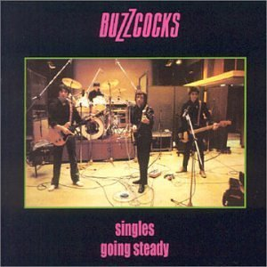 BUZZCOCKS「SINGLES GOING STEADY」