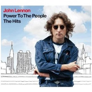 john lennon power to the people the hits