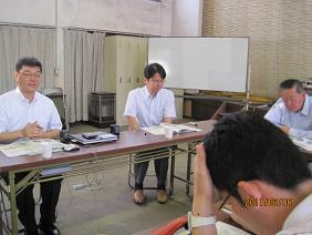 第二回 白鳳塾 原子力発電について勉強