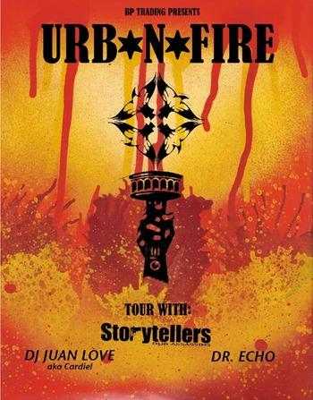 URBAN FIRE TOUR