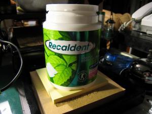 リカルデントさわやかミントプラス、CPP-ACP配合・特定保健用食品、キャドバリー・ジャパン1