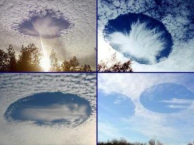 2008年 ホールパンチ雲
