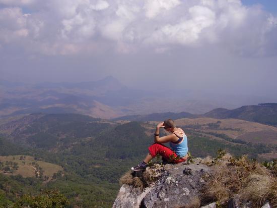 マラウイの山