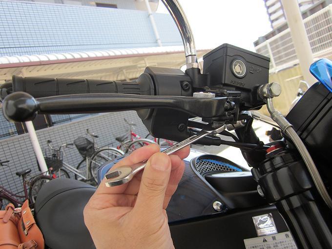 2011年04月29日レバー交換と高良山チョイツー003