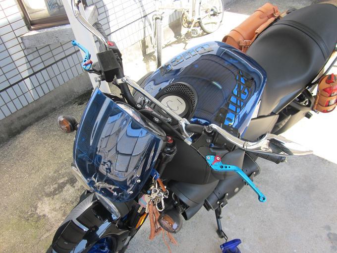 2011年04月29日レバー交換と高良山チョイツー017