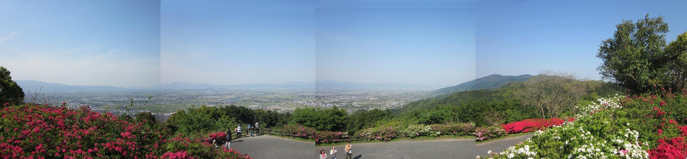 2011年04月29日レバー交換と高良山チョイツー039