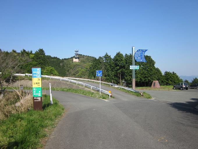 2011年04月29日レバー交換と高良山チョイツー047