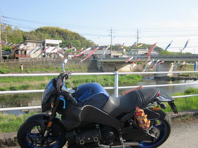 2011年04月29日レバー交換と高良山チョイツー076