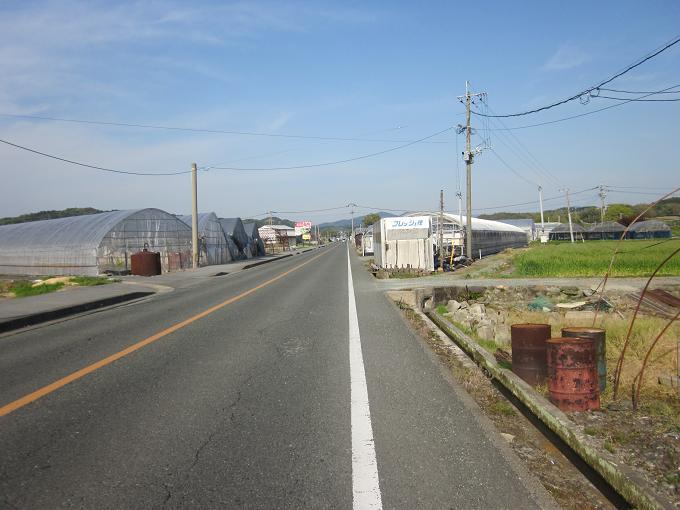 2011年04月29日レバー交換と高良山チョイツー077