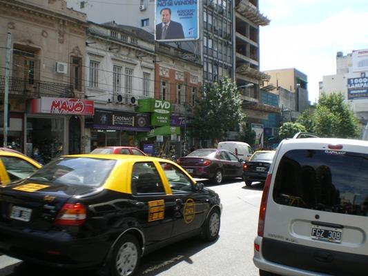 ホテル前の景色2