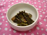 2008 05 29 ワラビとニシン煮.JPG
