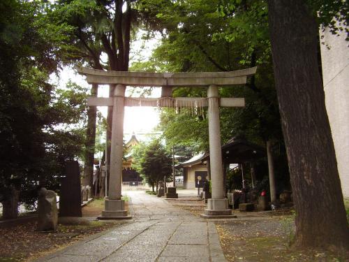 下板橋 氷川神社