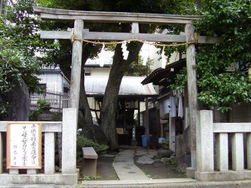 まちなかの神社 厳島神社