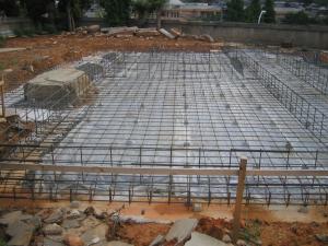 基礎工事鉄筋2
