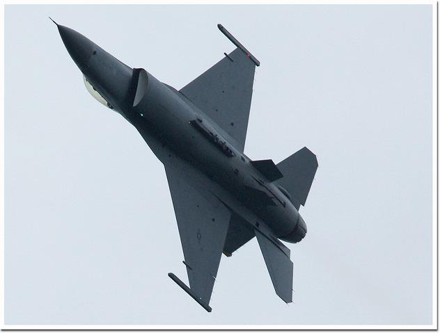 静浜基地 F-16