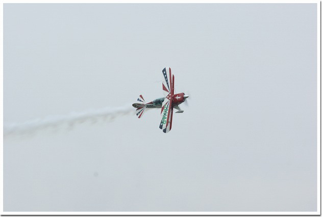 AIROCK Aerobatic Team - ピッツS-2B -