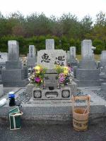 墓参り20111125-1