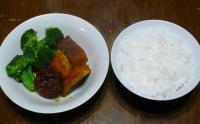 夕食20111227