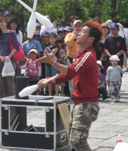 SOBUKI 大道芸人