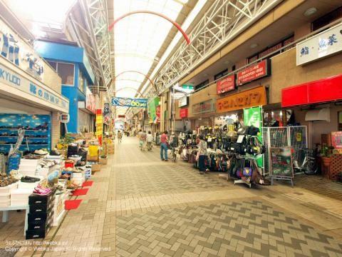 弘明寺商店街