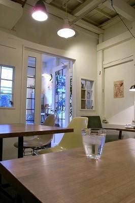 ノースコーヒー店内