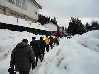 平成23年「雪国モニターツアー」