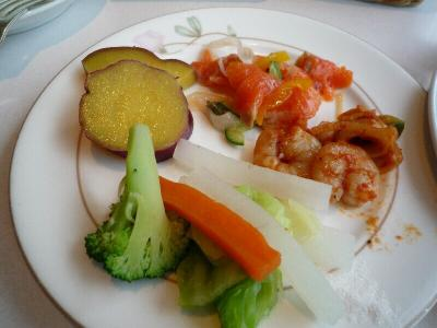 6.バイキング サラダ