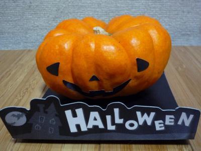 6.ハロウィンのかぼちゃ