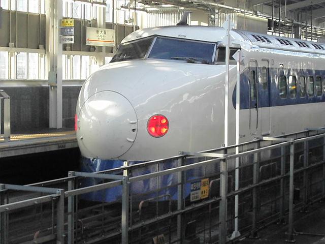 0系新幹線。。