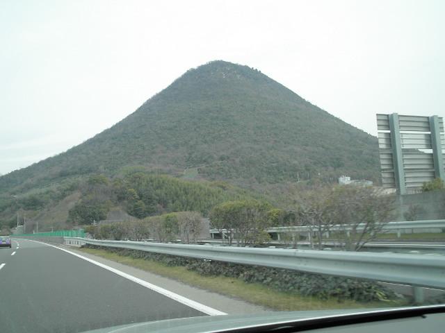讃岐富士。。