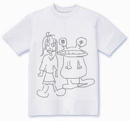 脱力Tシャツ
