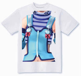 ルミアTシャツ