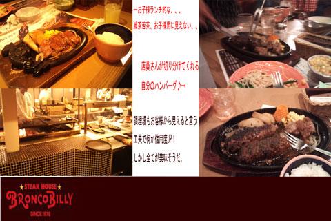 ステーキ店3