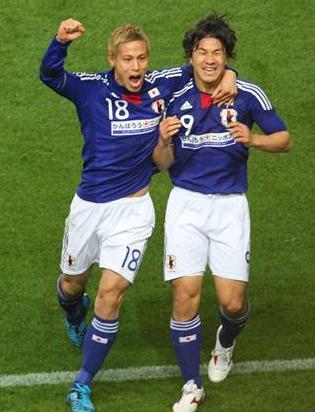 日本代表岡崎チャリティー