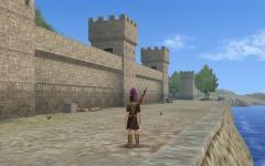 セウタの城壁