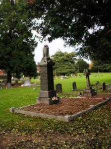 義父の父方の墓