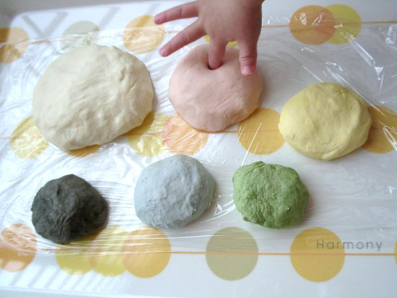 暮らし 子どもに小麦粉粘土 ...