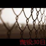 懲役30日