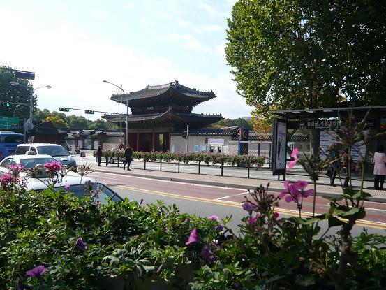 *昌慶宮の入り口~*